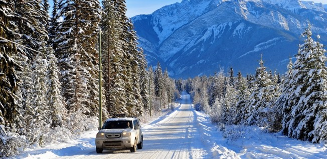 Adverse weather conditions during winter may make driving in Canada rather dangerous.