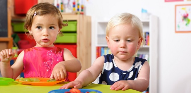 Nurseries and daycare centers can help your child acclimate and integrate in Germany.
