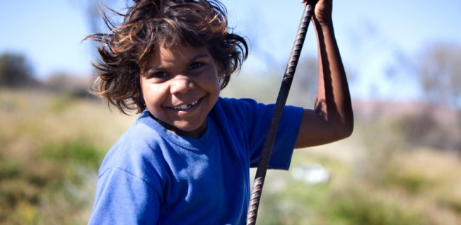 Despite Australia's ethnic diversity, only 2.5% of the population are Aborigines.