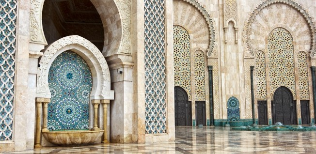Islam is intrinsically intertwined with everyday life in Morocco.
