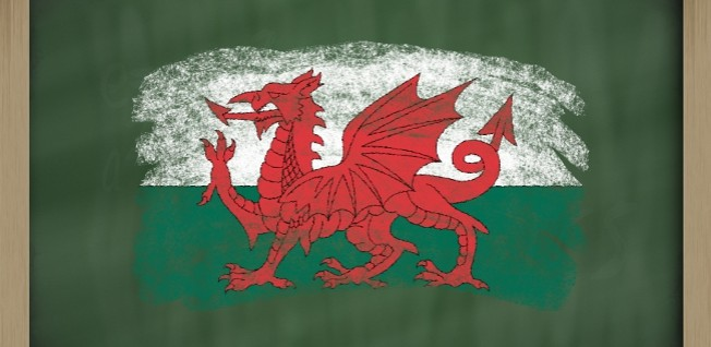 In schools throughout Wales, the Welsh language is an important subject.