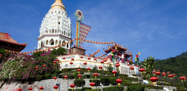 In Malaysia, Buddhism and Chinese traditions are often combined.
