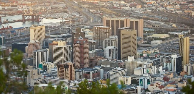 Cape Town's offices are the driving force of the city's economy.