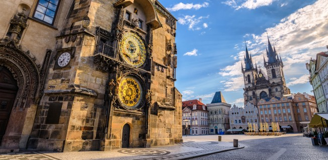 Living in Prague's quaint buildings, while attractive, isn't always the best option.
