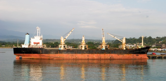 Just like these cranes in this Costa Rican port, immigration lawyers can take quite a load off your shoulders.