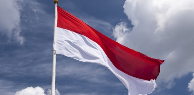 The colors of the Indonesian flag symbolize courage (red) and purity (white).