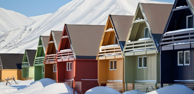 Norway's towns have a lot to offer and often allow you to live in close proximity to the surrounding countryside.