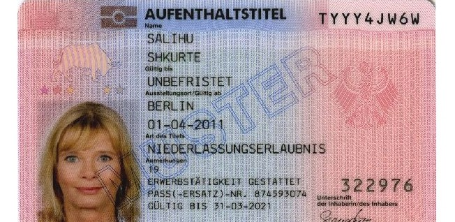 "If you have lived in Germany for over five years, you may apply for an unlimited ""Niederlassungserlaubnis""."