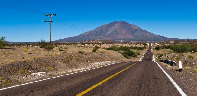 Mexico's large network of highways is unfortunately of varying quality.