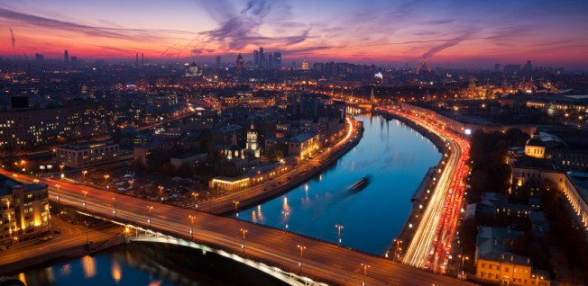 Expats moving to Moscow need to first decide where to live.