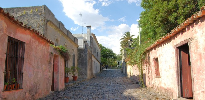 Uruguay's colonial past can be seen in Colonia del Sacramento, one of the country's oldest cities.
