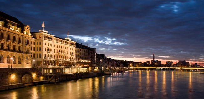 Picturesque Basel is one of the most beautiful cities on the Upper Rhine.