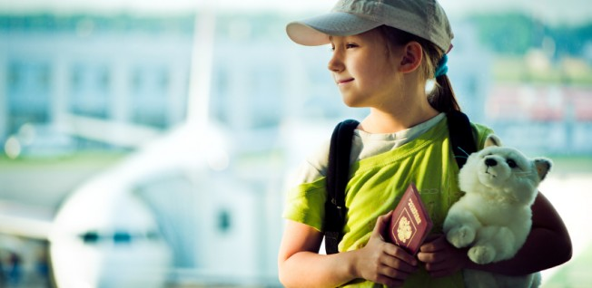 Spending lots of time abroad is a normal childhood for third-culture kids.