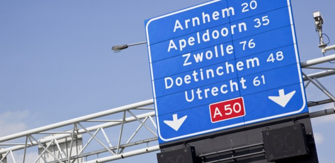 Driving in the Netherlands is quite hassle-free.