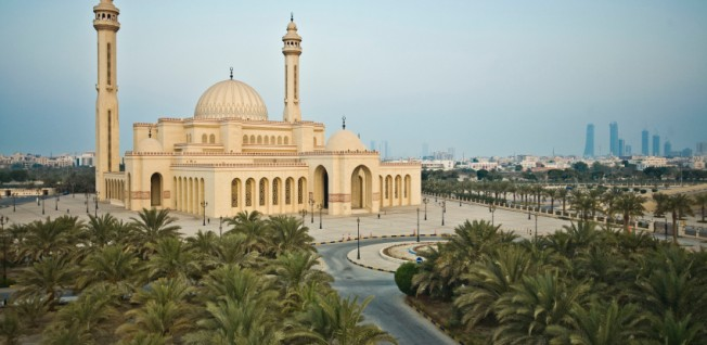 While Islam is the main religion, Bahrain is tolerant of other faiths.