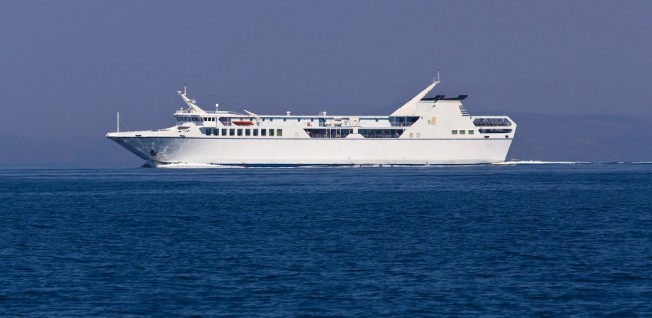 Local ferries connect the many Adriatic islands with the mainland.