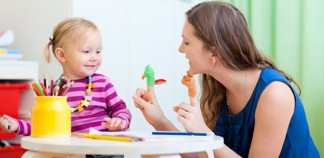 You have several options when it comes to child care in the US.
