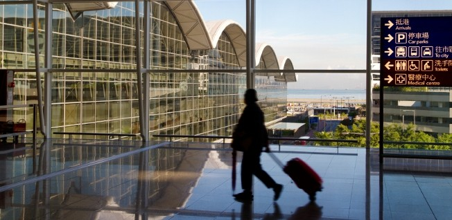 Hong Kong International Airport is among the most modern in the world.