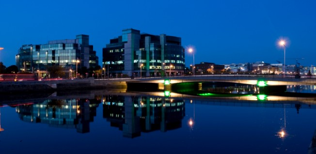 Although Ireland's economic future used to be brighter, business in Dublin still has potential.