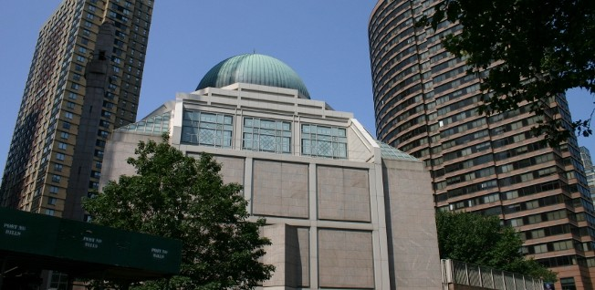 Mosques in the US were often vandalized after the September 11 terrorist attacks.