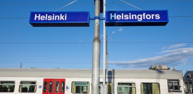 Both Finnish and Swedish are the official languages of Finland.