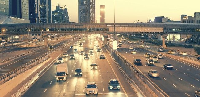 Driving in the UAE requires some attention due to the crazy traffic, so make sure you're prepared.