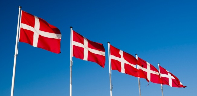 The Dannebrog is said to be the oldest flag in the world.