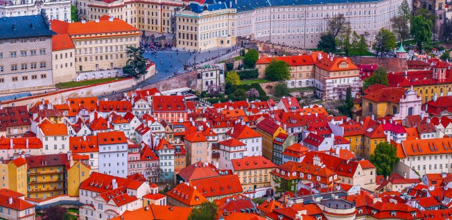 Prague has a lot to offer in terms of culture and leisure.