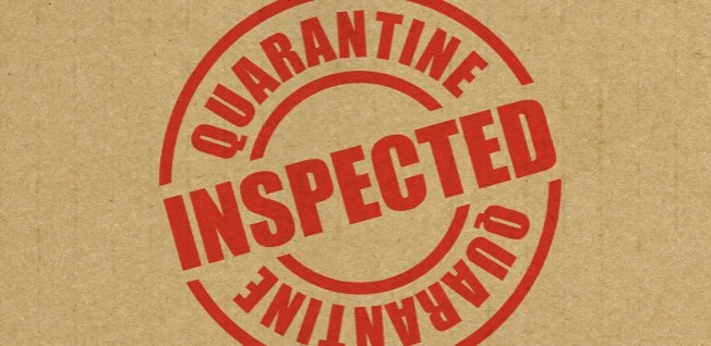 Be informed about what you may and may not import!