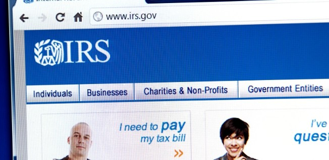 If you need help with your tax return, don't hesitate to contact the IRS!