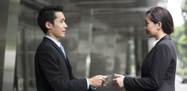 Follow the proper protocol when dealing with your business partners and your career in China will be a success.