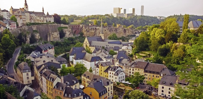 Luxembourg's economy is still going strong, despite the dip caused by the financial crisis.