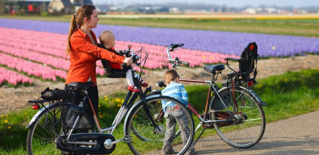 The Netherlands is a great place to live for expat families.