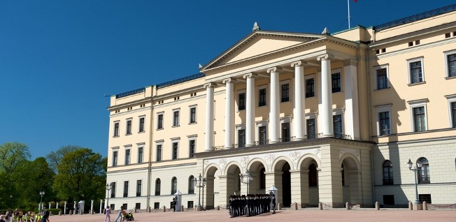 While a skilled workers visa may not get you into the royal palace, it allows you to work legally in Oslo.