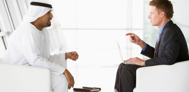 Following the etiquette rules is very important in Saudi Arabia's business culture.