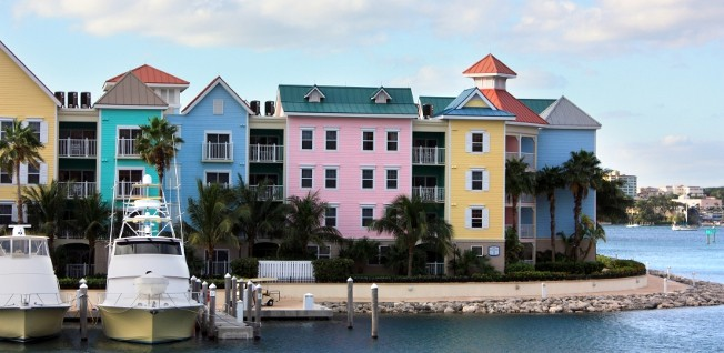 Many foreigners living in the Bahamas decide to buy rather than rent property.