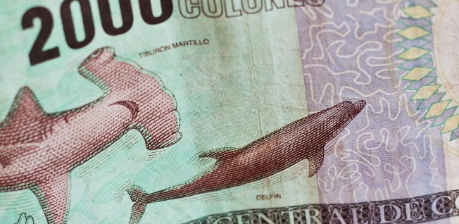 The Colon is the currency of Costa Rica.