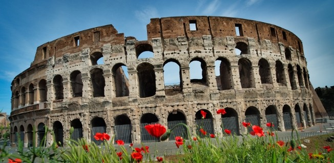 When you move to Rome, take the time to explore the city's most famous sights.