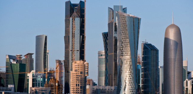 Most of Qatar's biggest companies have their HQ in the boomtown Doha.