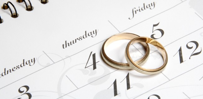 Make sure to start planning your wedding in Germany well before the special day!