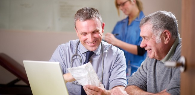 It is important for you to find a GP you can trust.