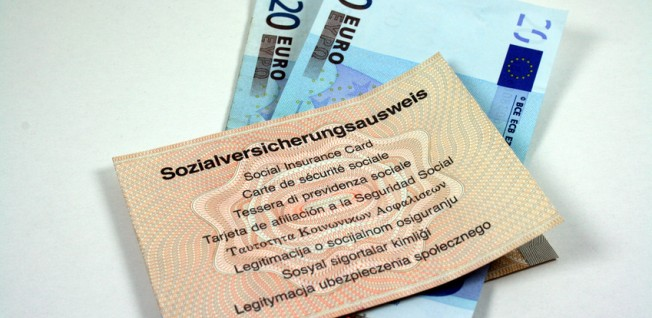 Germany has a comprehensive social security system.