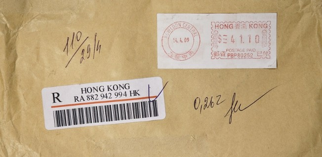 Hong Kong postal services are of excellent quality and reliability.
