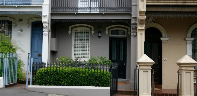 Real estate in Sydney's eastern suburbs is popular ... and expensive.