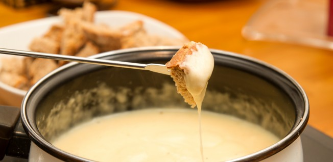 Swiss cuisine varies in the different language regions, but cheese is enjoyed throughout the country.