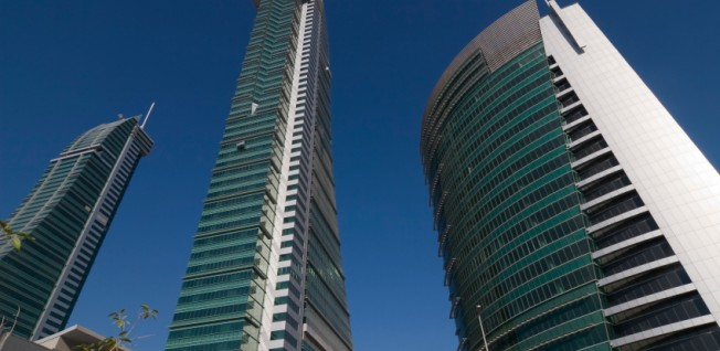 The Financial Harbour in Bahrain is a preferred business location.