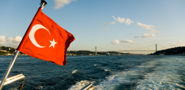 Istanbul is both a tourist magnet and a booming industrial port city.