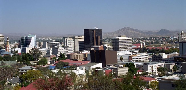 Most expats in Namibia end up in living in the capital, Windhoek.