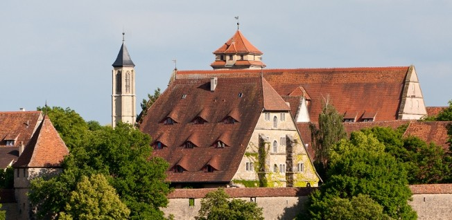 Medieval Rothenburg is one of Germany's most popular cities to visit.