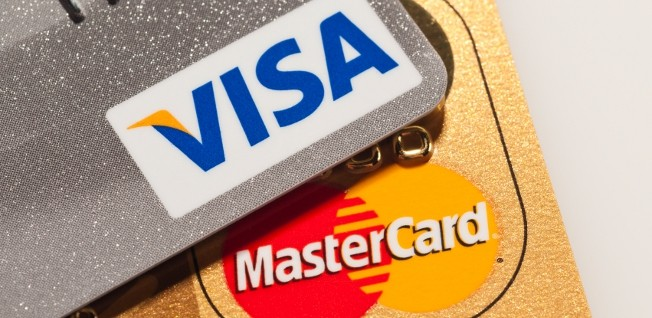 Visa and MasterCard are the most common types of credit card in Singapore.